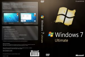 Ключ активации Windows 7 Ultimate (Максимальная)